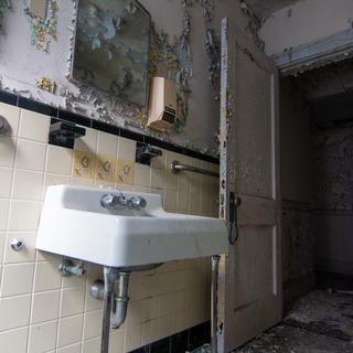 Church Bathroom