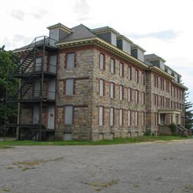 Male Nursing Dorm, Lowell
