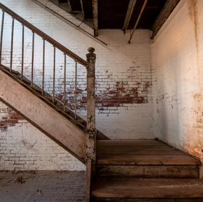 Violent Female Ward, Ricer Building, Basement