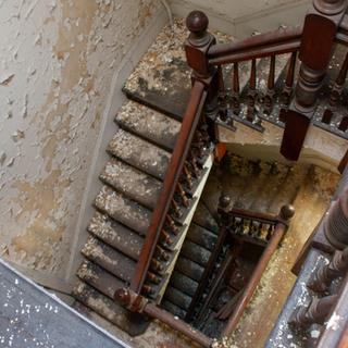 Bancroft Side Stairwell