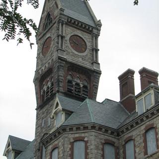 Admin Clock Tower