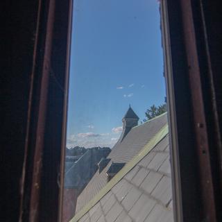 Lee Chapel's Tower Window