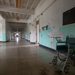 Ward 6 Hallway
