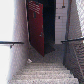 Stairway to Roof