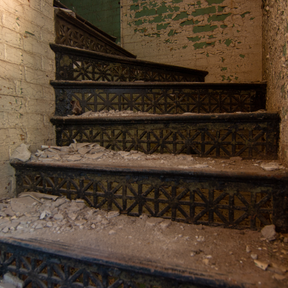Stairwell to 3rd Floor