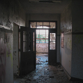 Medical Building 4th Floor Hallway