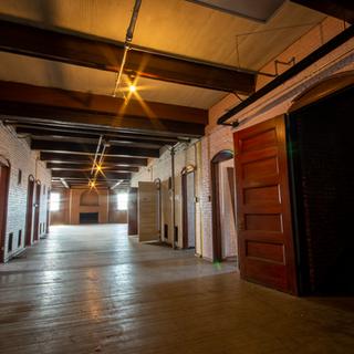 Violent Female Ward, Ricer Building