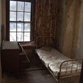 Awl Building Patient Room
