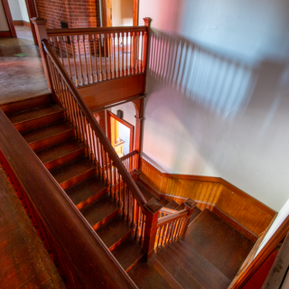 Superitendent Staircase
