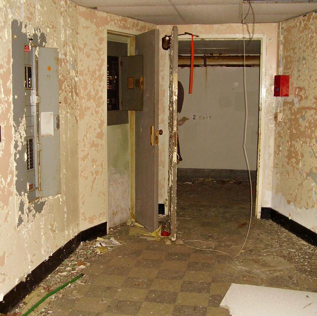 3rd Floor Middle Hallway
