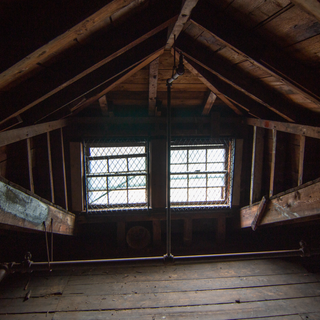 Attic of Excited Male Ward