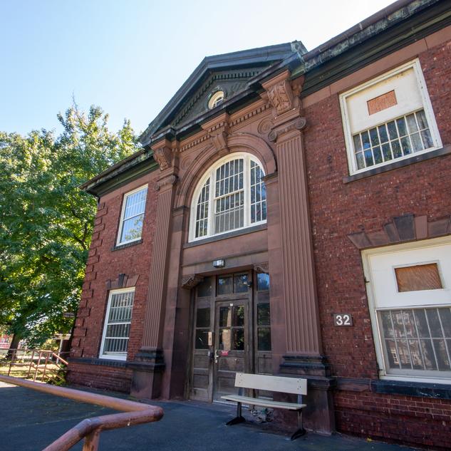 Female Convalescent Building