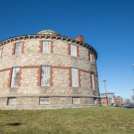 Hooper Hall& Admin Tower