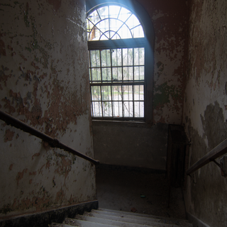 Female Ward Stairwell