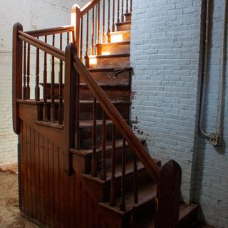 Maintenance Stairwell