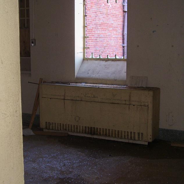 2nd Floor Window