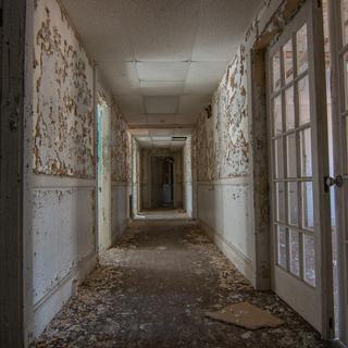 Church Hallway