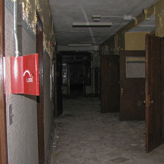 Medical Building Hallway