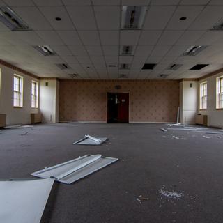 Upper Floor to Lab Building