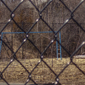 Fence to Playground