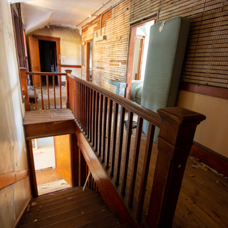 3rd Floor, Old Staff rooms