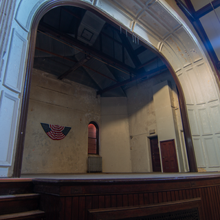 Stage of Church