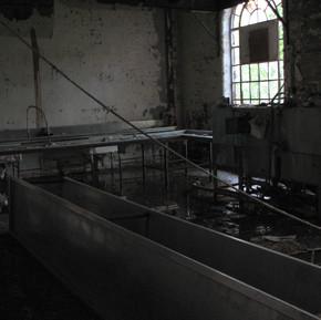Cafe Dish Washer area