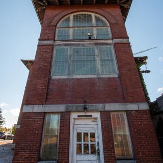 Side of Ricer Building