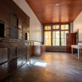 Superintendent House Kitchen