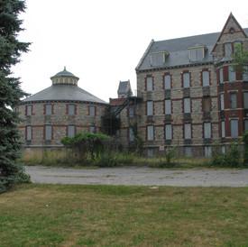 Gage Hall and Male Ward Salisbury