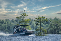 Basin airboat-1