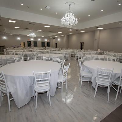 The V Reception Halls