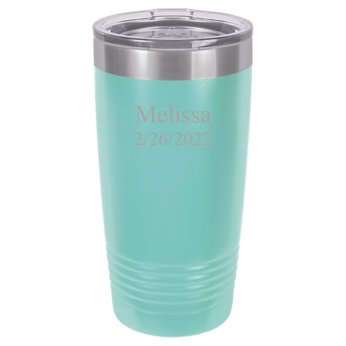 20 oz. Polar Camel Cup Teal