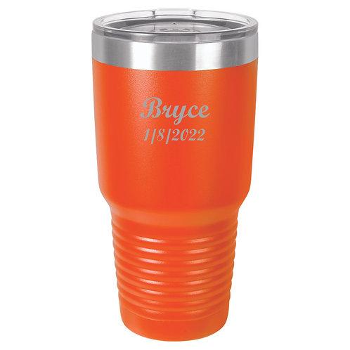 30oz Polar Camel Cup Orange