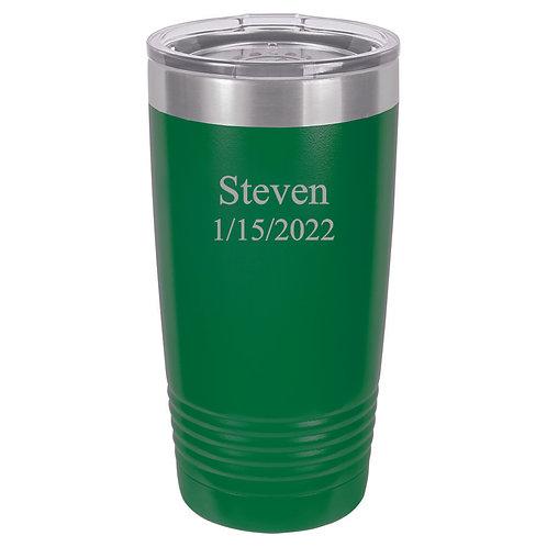 20 oz. Polar Camel Cup Green
