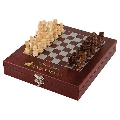 Piano Finish Chess Set