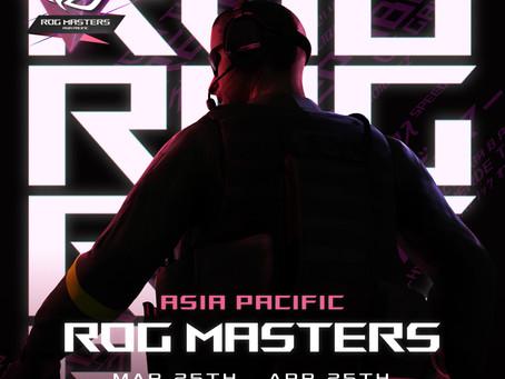 火力全開!華碩 ROG 首届反恐精英:全球攻势亞太冠軍賽即將開賽