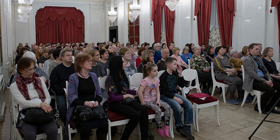 Russia and Britain in Song: with Mariinsky soloists Ekaterina Shimanovich & Natalyia Evstafieva, & Iain Burnside