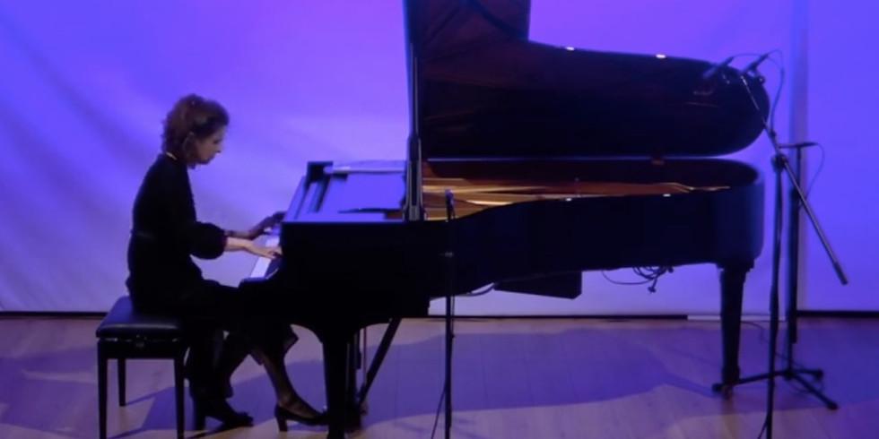 Piano Recital: 'If borders are erased...'