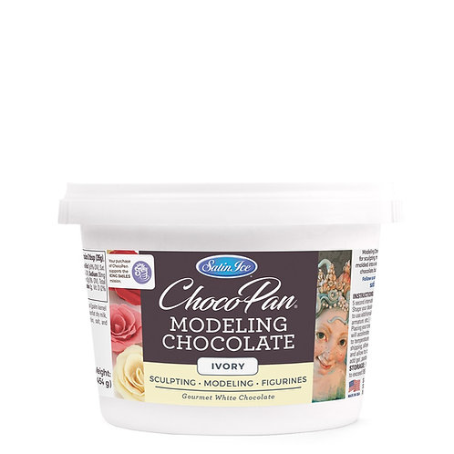Modeling Chocolate Satin Ice®