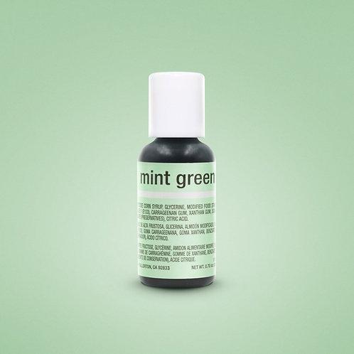 Mint Green Liqua-Gel Food Coloring 20ml