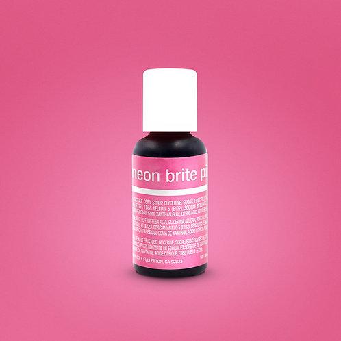 Neon Brite Pink Liqua-Gel Food Coloring