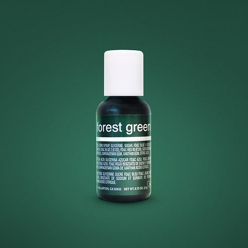 Forest Green Liqua-Gel Food Coloring