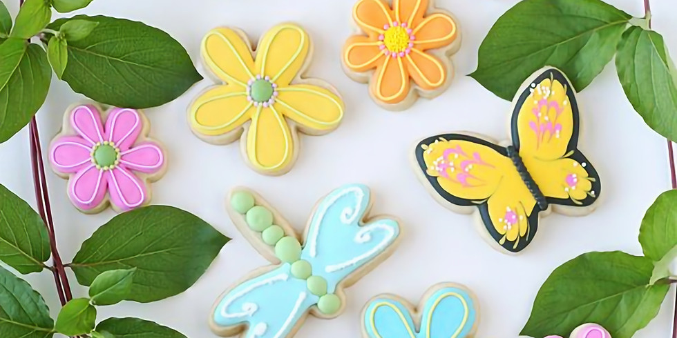 EASTER/SPRING COOKIE CLASS