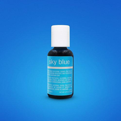 Sky Blue Liqua-Gel Food Coloring