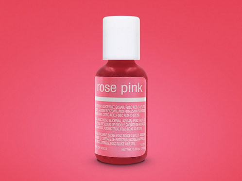 Rose Pink Liqua-Gel Food Coloring
