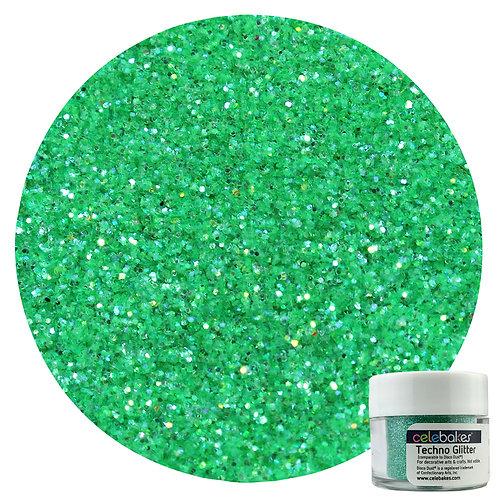 """Techno Glitter """"Emerald Green"""""""