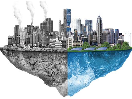 """Πάρκα """"τσέπης"""" στην Αθήνα και sustainable cities"""