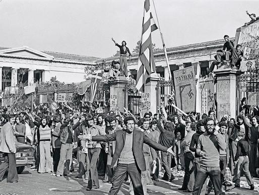 17 Νοεμβρίου: η ημέρα ορόσημο, πεδίο μικροπολιτικών τεχνασμάτων εν μέσω πανδημίας