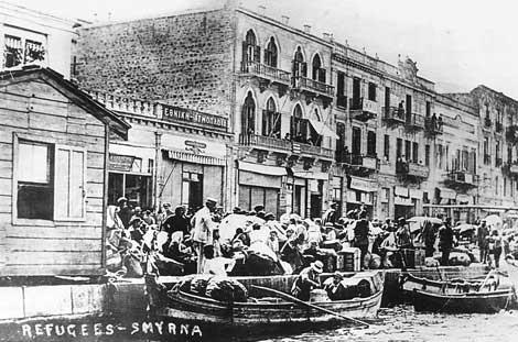 14 Σεπτεμβρίου: Ημέρα Μνήμης της Γενοκτονίας των Ελλήνων της Μικράς Ασίας